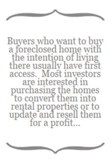 buying a foreclosure timing pic